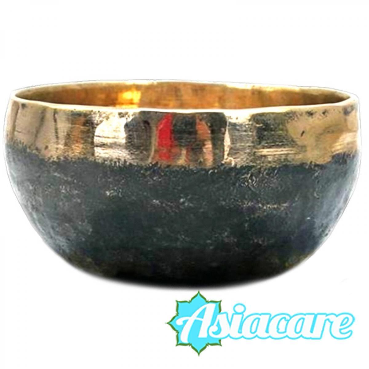 Ишана – ръчно кована пееща купа 250 – 300 грама УНИКАТ + дървено чукче