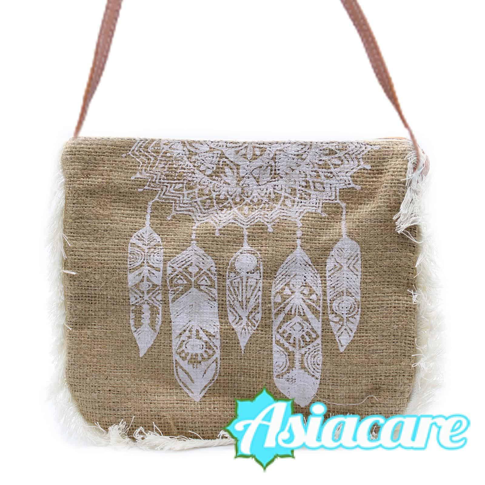Веган дамска чанта от Бали