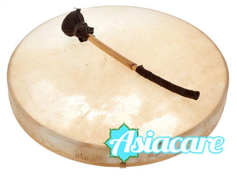 Малък шамански ритуален барабан, тъпан 35 см